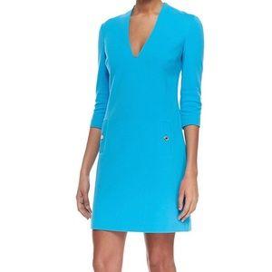 Lilly Pulitzer Charlena Shift Dress in Ariel Blue